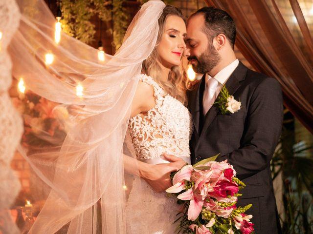O casamento de Gizeli e Luiz