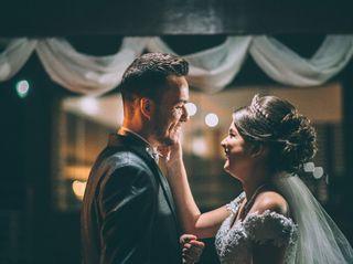 O casamento de Adrielle e Alex