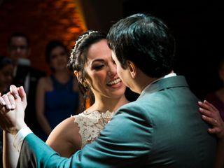 O casamento de Maira e Rogério