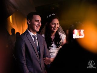 O casamento de Jessica  e Kaio 1