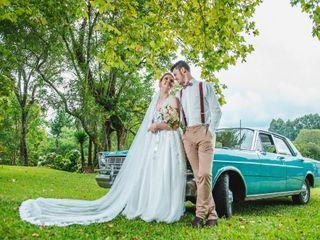 O casamento de Karla e Eduardo