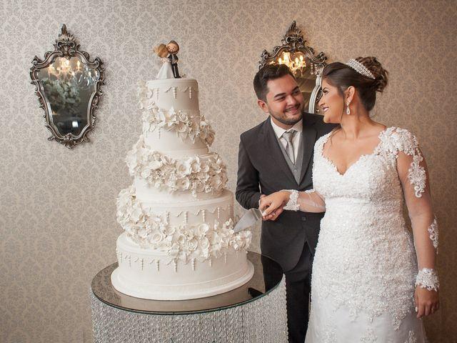 O casamento de Karen e Marcos