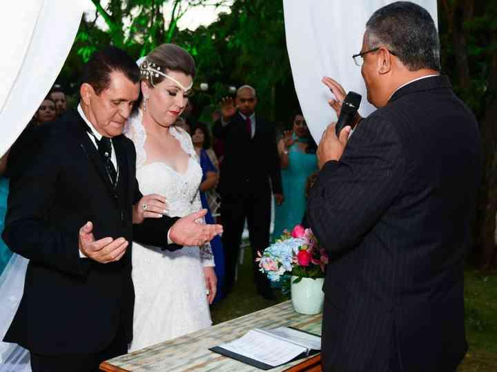 O casamento de Michelle e José Rivanil