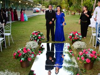 O casamento de Michelle e José Rivanil 2