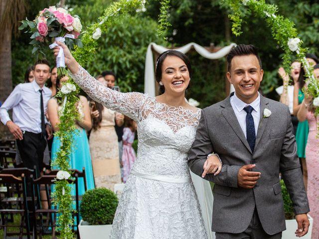 O casamento de Hanna e Allysson