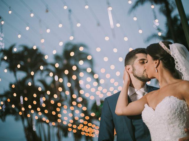 O casamento de Alexandra e Jadde