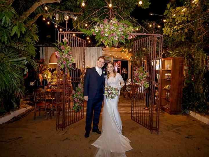 O casamento de Ravane e Rodolfo