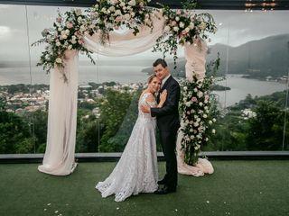O casamento de Leticia e Anegelo