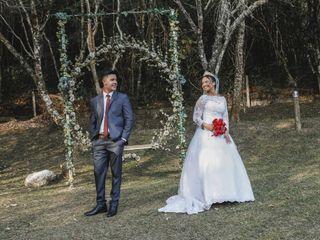 O casamento de Andressa e Wesley