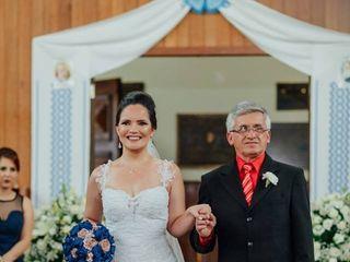 O casamento de Simone  e Cássio 1
