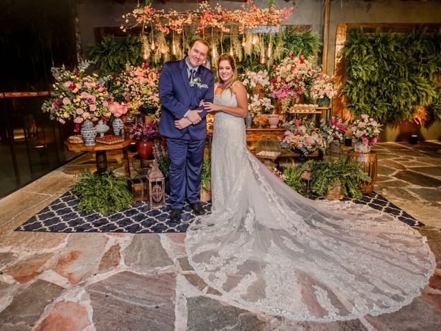 O casamento de Roberto e Lucimara