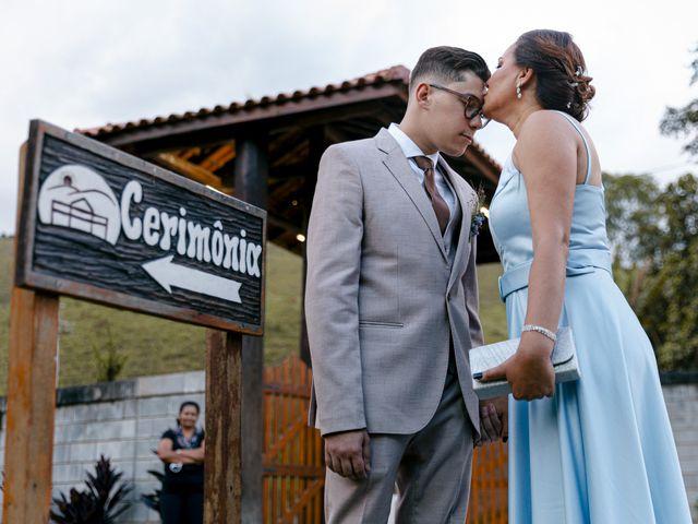 O casamento de Samantha e Isaías em Igaratá, São Paulo 7