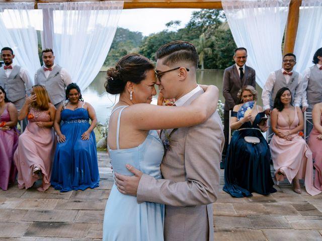 O casamento de Samantha e Isaías em Igaratá, São Paulo 8