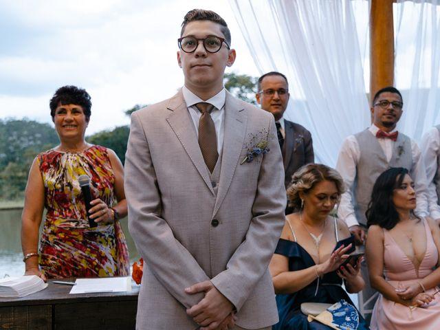 O casamento de Samantha e Isaías em Igaratá, São Paulo 9