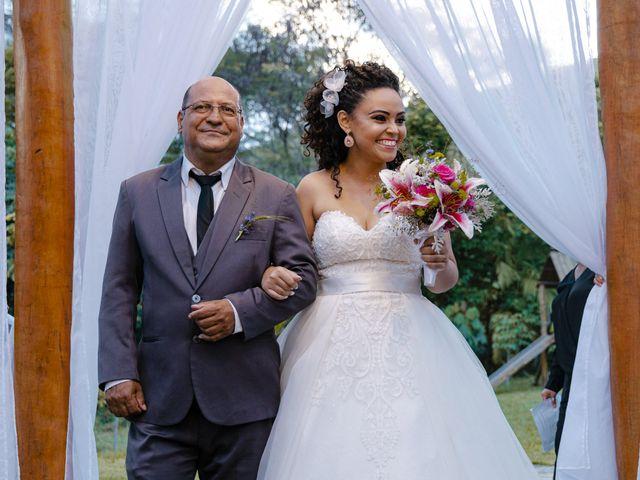 O casamento de Samantha e Isaías em Igaratá, São Paulo 10