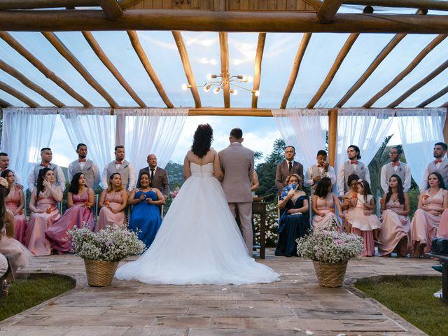 O casamento de Samantha e Isaías em Igaratá, São Paulo 13