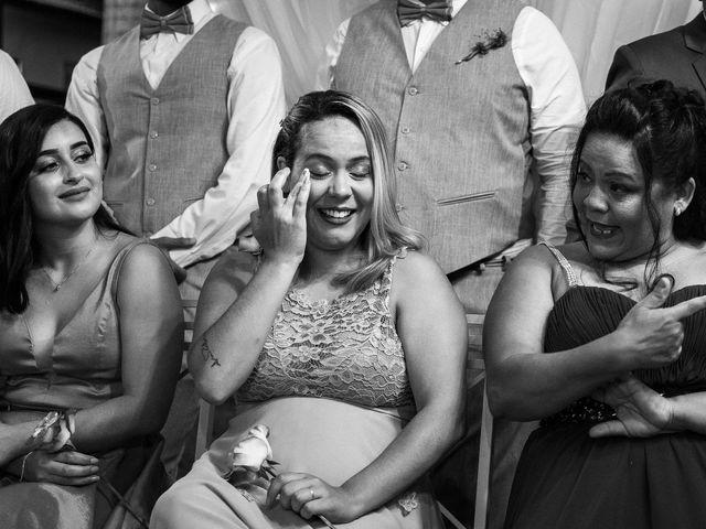 O casamento de Samantha e Isaías em Igaratá, São Paulo 17
