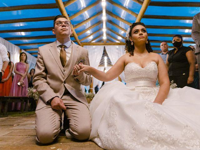 O casamento de Samantha e Isaías em Igaratá, São Paulo 22