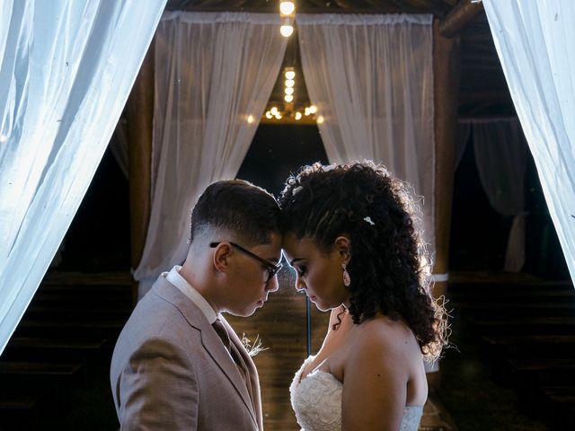 O casamento de Samantha e Isaías em Igaratá, São Paulo 25