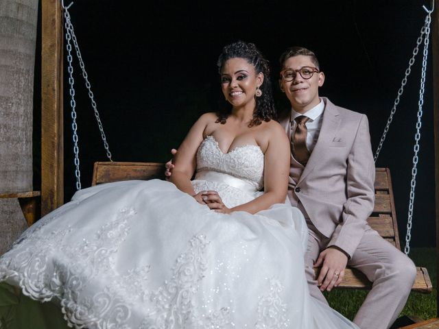 O casamento de Samantha e Isaías em Igaratá, São Paulo 28