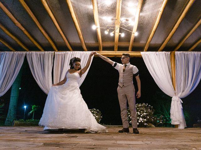 O casamento de Samantha e Isaías em Igaratá, São Paulo 30