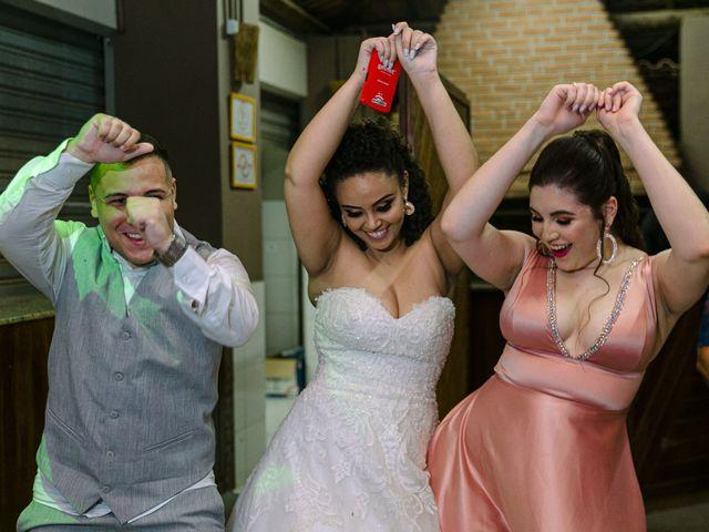 O casamento de Samantha e Isaías em Igaratá, São Paulo 34