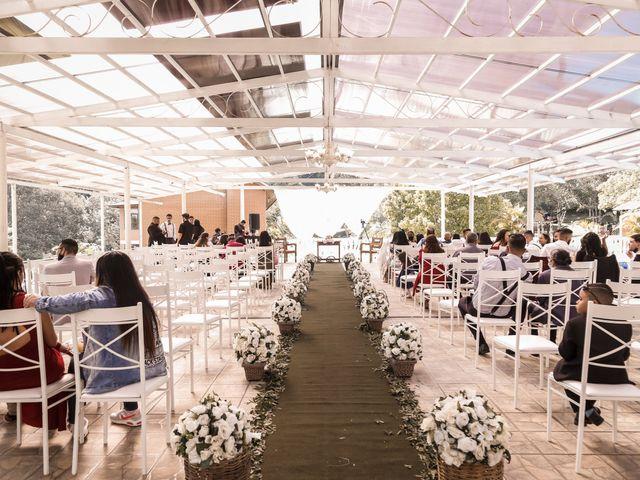 O casamento de Wesley e Andressa em Mairiporã, São Paulo 13