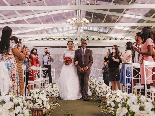 O casamento de Wesley e Andressa em Mairiporã, São Paulo 24