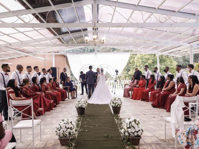 O casamento de Wesley e Andressa em Mairiporã, São Paulo 25