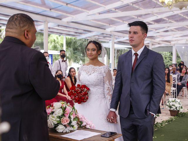O casamento de Wesley e Andressa em Mairiporã, São Paulo 28