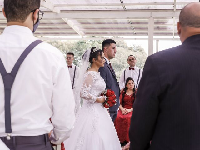 O casamento de Wesley e Andressa em Mairiporã, São Paulo 29