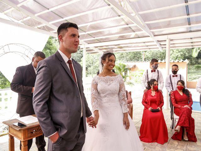 O casamento de Wesley e Andressa em Mairiporã, São Paulo 33