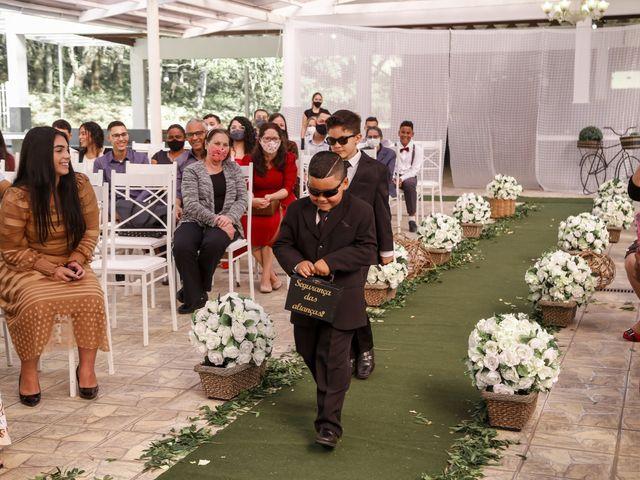 O casamento de Wesley e Andressa em Mairiporã, São Paulo 34