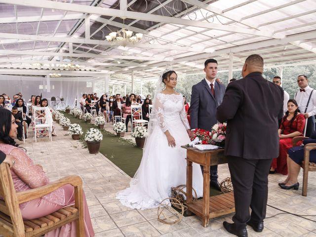 O casamento de Wesley e Andressa em Mairiporã, São Paulo 37