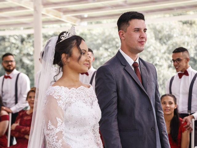 O casamento de Wesley e Andressa em Mairiporã, São Paulo 38