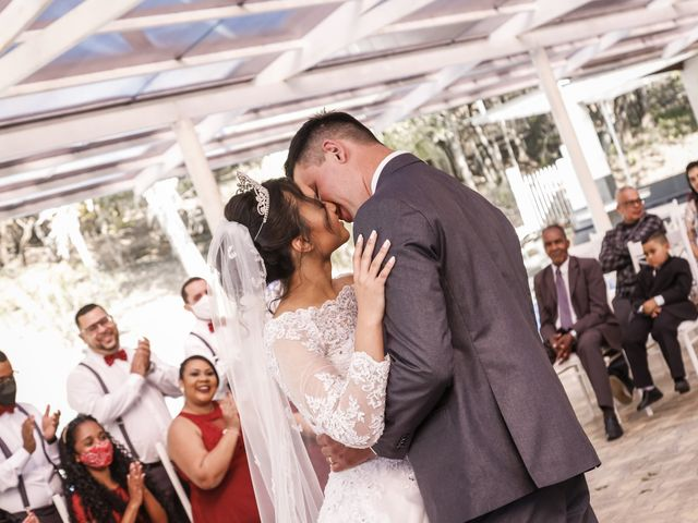 O casamento de Wesley e Andressa em Mairiporã, São Paulo 41