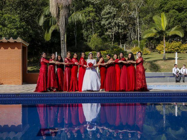 O casamento de Wesley e Andressa em Mairiporã, São Paulo 44