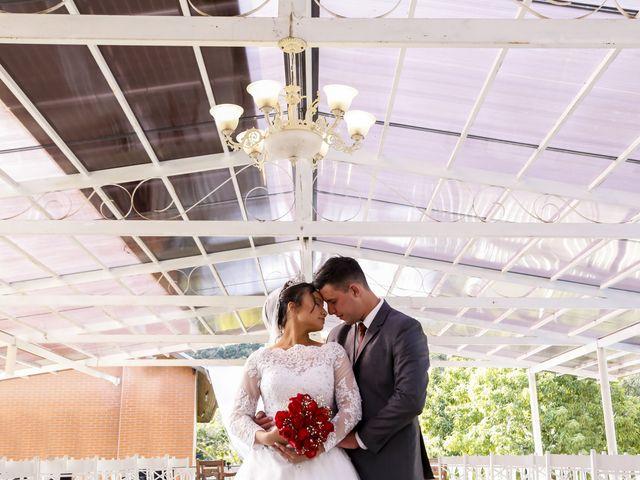 O casamento de Wesley e Andressa em Mairiporã, São Paulo 46