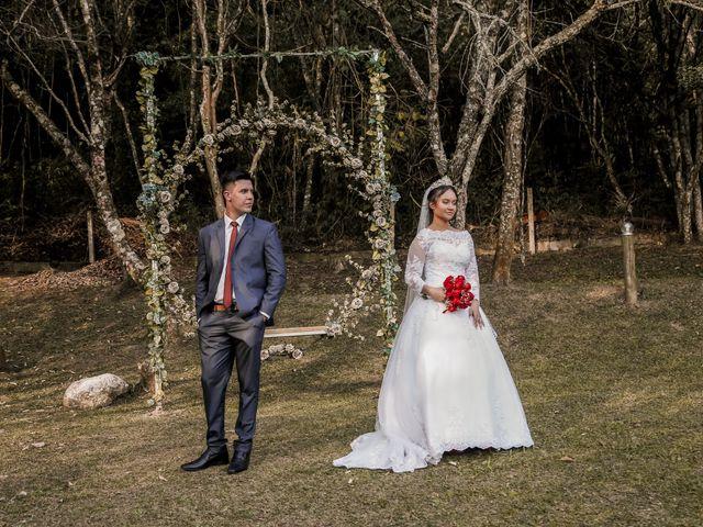 O casamento de Wesley e Andressa em Mairiporã, São Paulo 55
