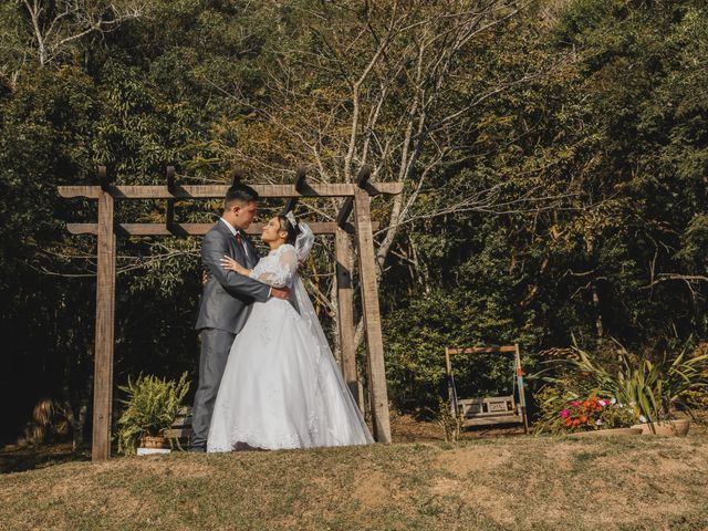 O casamento de Wesley e Andressa em Mairiporã, São Paulo 57
