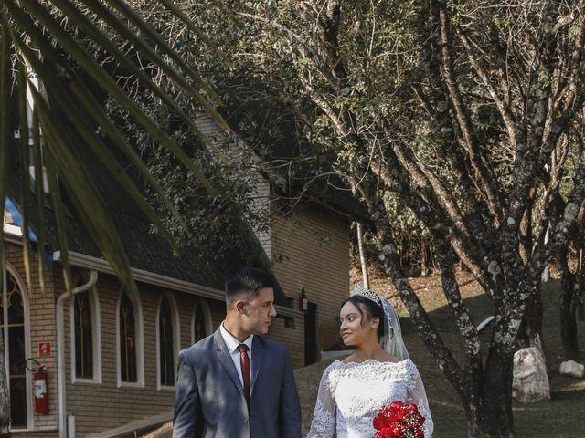 O casamento de Wesley e Andressa em Mairiporã, São Paulo 60