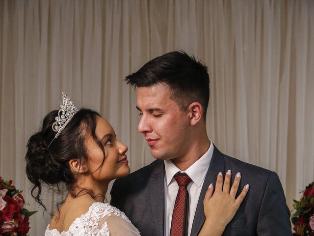 O casamento de Wesley e Andressa em Mairiporã, São Paulo 64