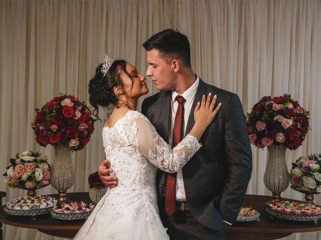 O casamento de Wesley e Andressa em Mairiporã, São Paulo 66