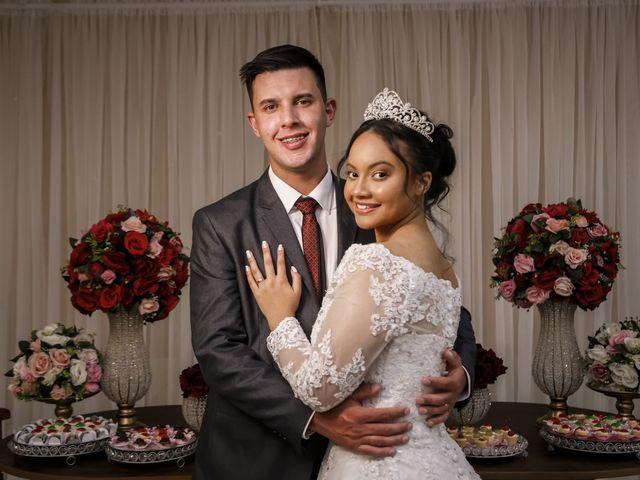 O casamento de Wesley e Andressa em Mairiporã, São Paulo 67