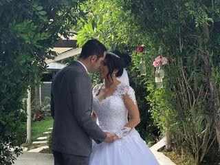 O casamento de Marisa e Denis 1