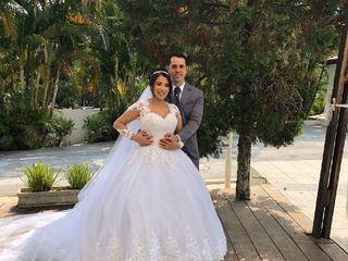 O casamento de Marisa e Denis