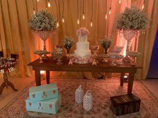 O casamento de Thamires  e Hudson 1