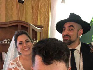 O casamento de Thamires  e Hudson 2