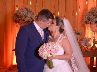 O casamento de Thamires  e Hudson