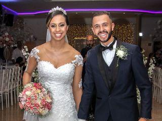 O casamento de Natália e Vitor 1